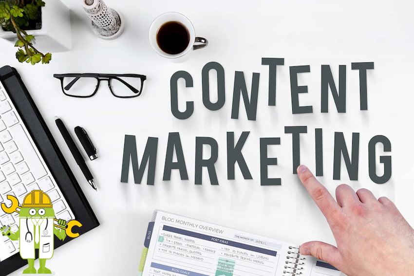 بازاریابی محتوا؛ مفهومی که این روزها پایه اصلی هر کسب و کار اینترنتی محسوب می شود